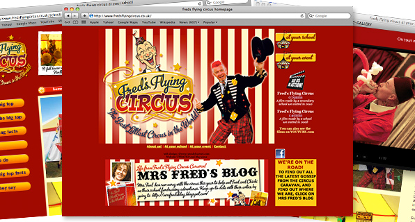 Freds Flying Circus